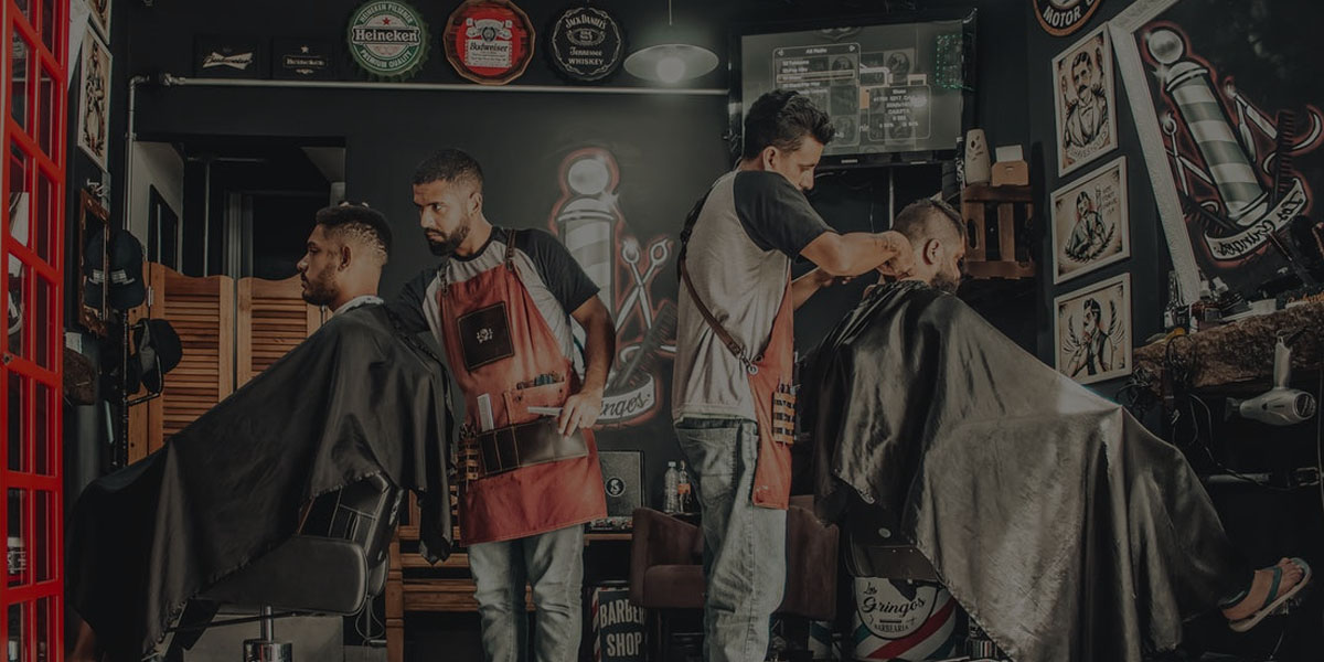 ideas para barberia