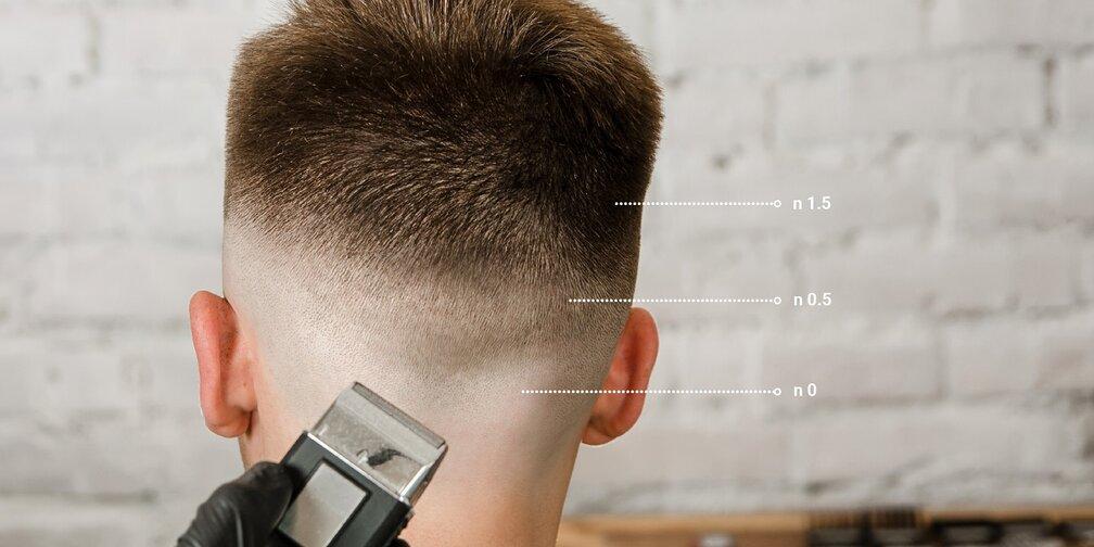 ¿Cómo hacer un corte de cabello tipo fade o degradado?