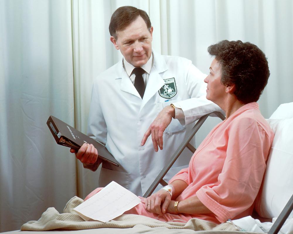 Tipos de pacientes en centros médicos