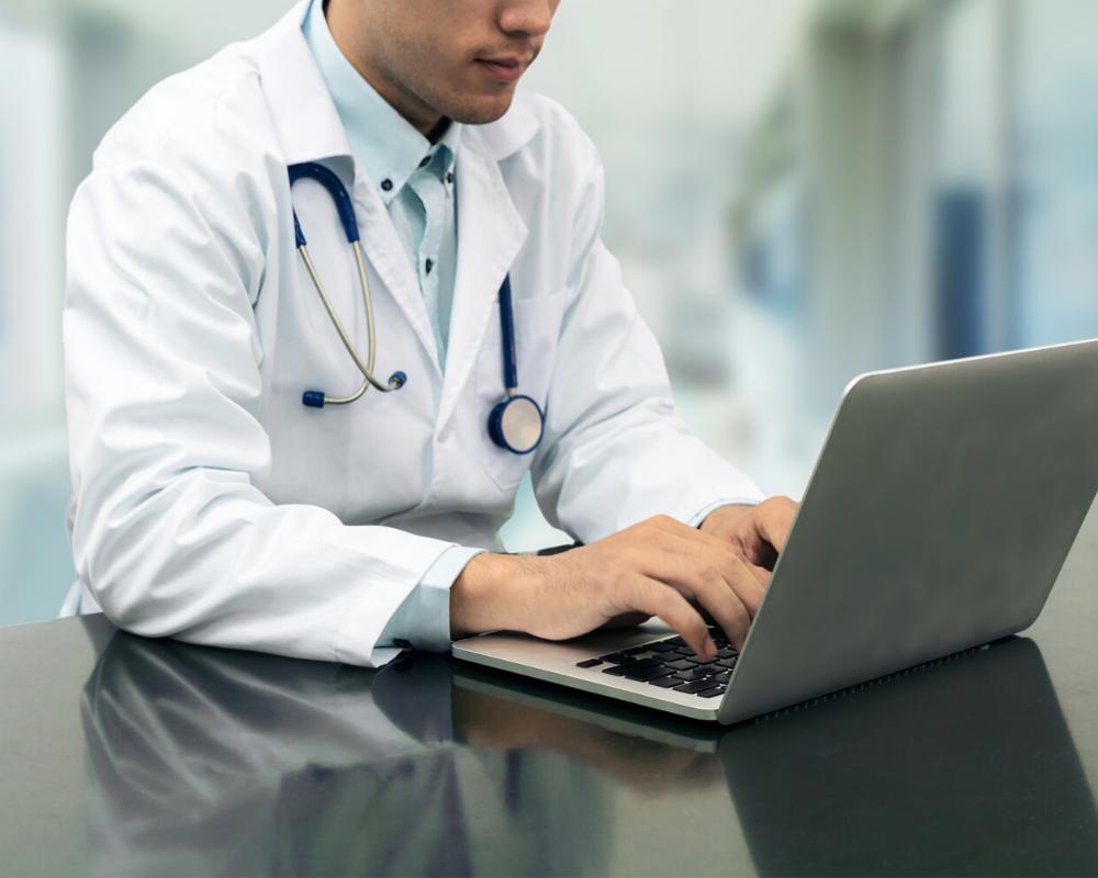 administrar consulta médica
